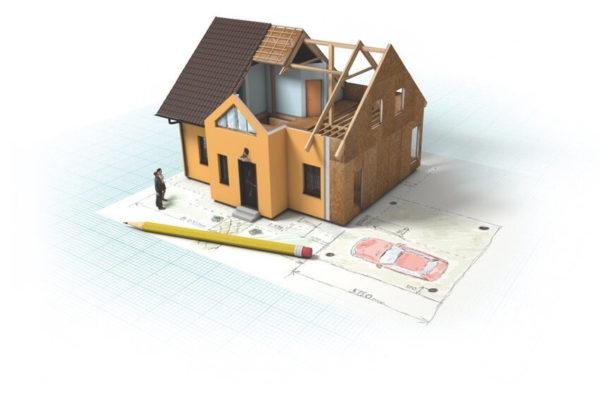 Строительство каркасных домов под ключ постройка