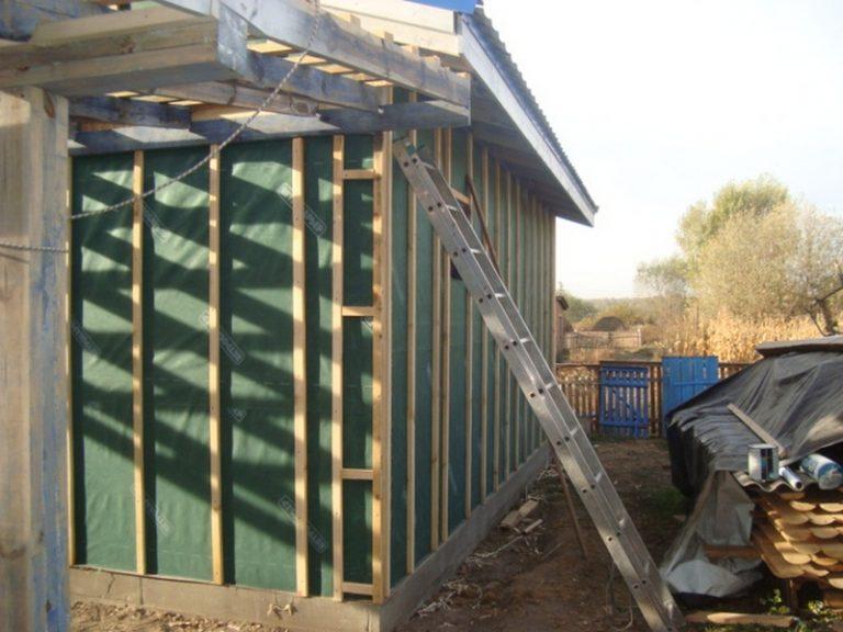 Каркасный дом из СИП панелей в Чернигове