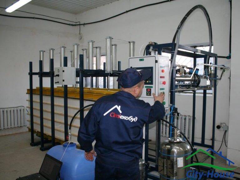 Производство домов по канадской технологии в Виннице