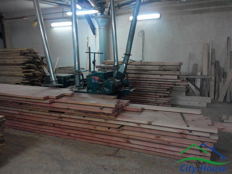 Производство каркасных домов и домов из СИП панелей