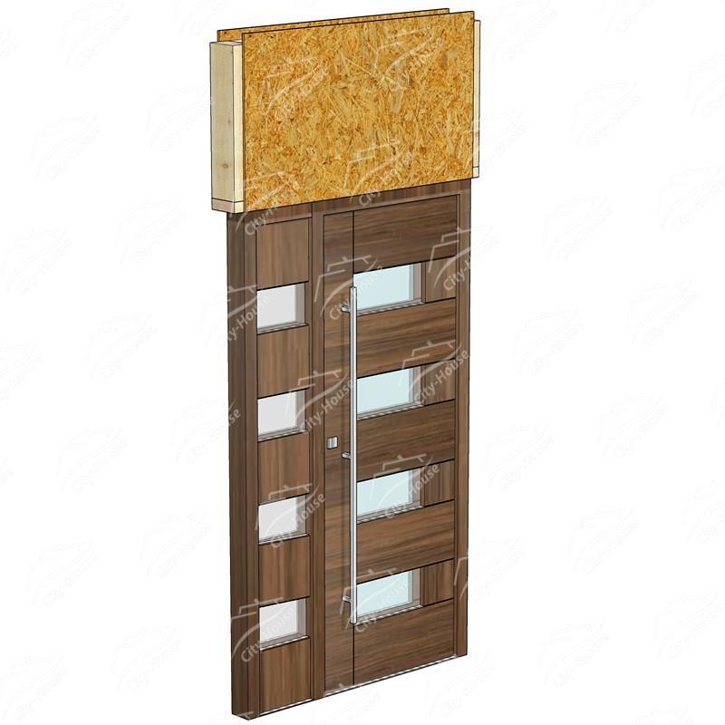 СИП модуль двери СМД-1254