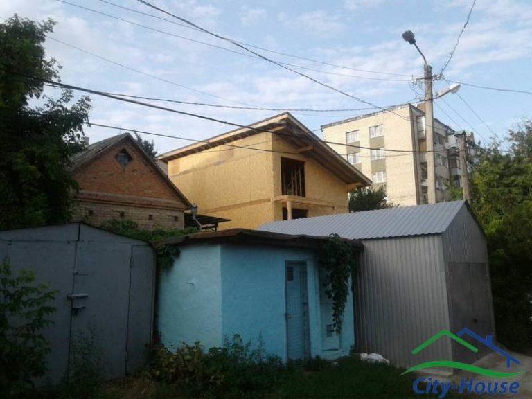 Дом из СИП панелей заметен издалека:)