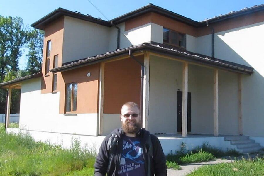 Отзыв Романа - владельца каркасного дома из СИП панелей