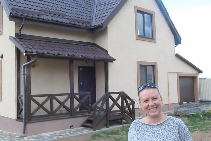 Отзыв Татьяны - владельца каркасного дома из СИП панелей