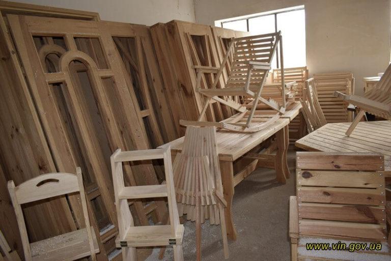 Склад садовой мебели Сити-Хауз