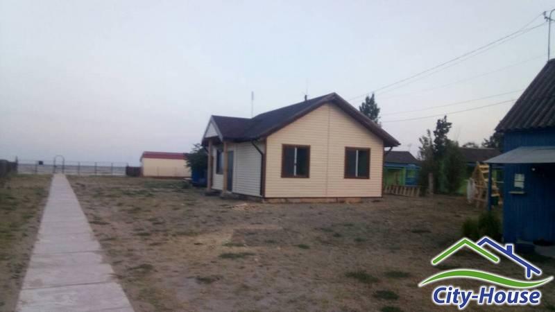 Каркасный дом собирали на берегу моря в Одессе