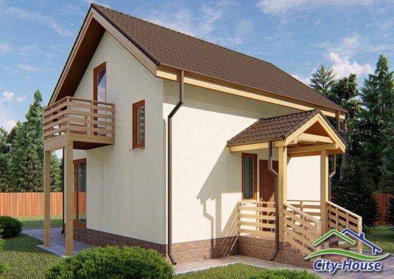 Визуализация дома в Херсоне